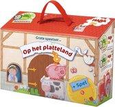 Haba Speelset Babyspeelgoed Op de boerderij