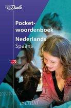 Van Dale pocketwoordenboek  -   Van Dale Pocketwoordenboek Nederlands-Spaans