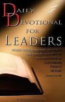 Daily Devotional for Leaders (30-Day)