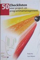 50 Checklisten voor project- en programmamanagement