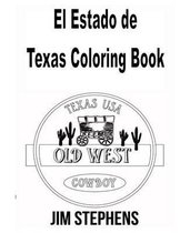 El Estado de Texas Coloring Book