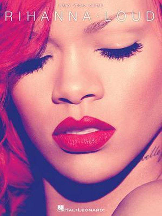 Boek cover Rihanna van Rihanna (Hardcover)