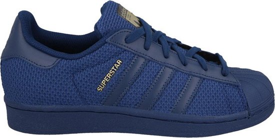 Adidas Superstars Originals Dames S76624 Blauw