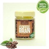 Koffie - Coffee Scrub Peeling - Gezicht & Lichaam - 200ml 100% Biologisch