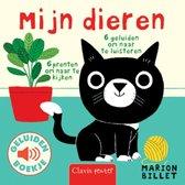 Boek cover Mijn dieren van Marion Billet (Onbekend)