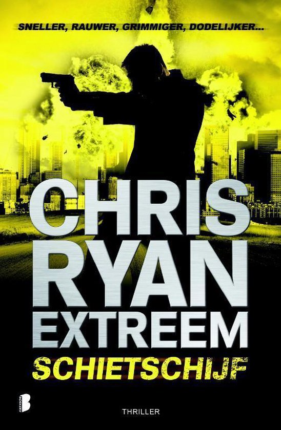 Schietschijf - Chris Ryan |