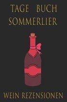 Tage Buch Sommelier Wein Rezesionen