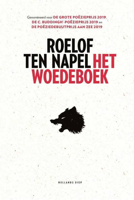 Het woedeboek - Roelof Ten Napel | Fthsonline.com