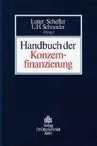 Handbuch der Konzernfinanzierung