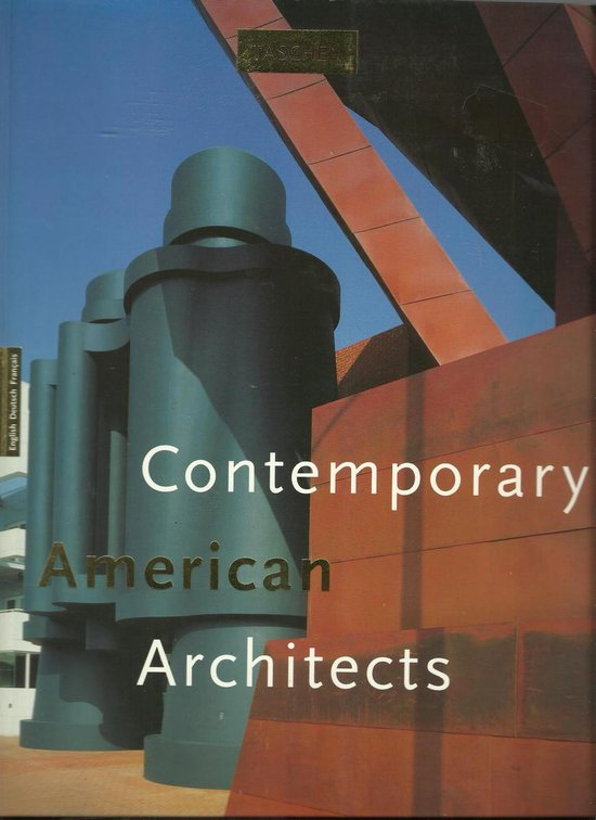 CONTEMPORARY AMERICAN ARCHITECTS - Philip Jodidio | Fthsonline.com