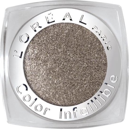 L'Oréal Paris Color Infallible - 015 Flashback Silver - Oogschaduw