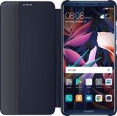 Huawei flip view cover - blauw - voor Huawei Mate 10 Pro