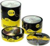 Maxell MAX27051 CD-R 700MB 50stuk(s) lege cd