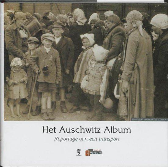 Verbum Holocaust Bibliotheek - Het Auschwitz Album - Onbekend pdf epub