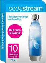 SODASTREAM 30061954 Reinigingstabletten voor flessen x10