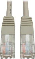 Tripp Lite N002-006-GY netwerkkabel 1,8 m Cat5e U/UTP (UTP) Grijs