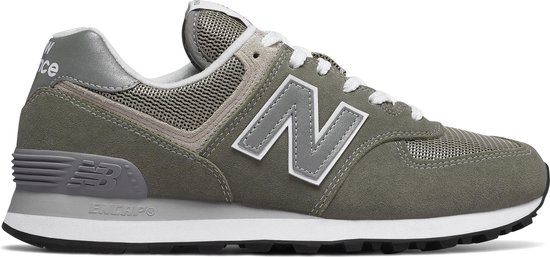 New Balance WL574 Sneakers Dames - Grey - Maat 40