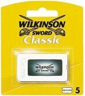 WILKINSON SWORD CLASSIC  - 5 MESJES