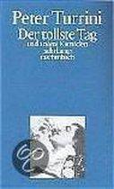 Boek cover Der tollste Tag van Turrini, Peter