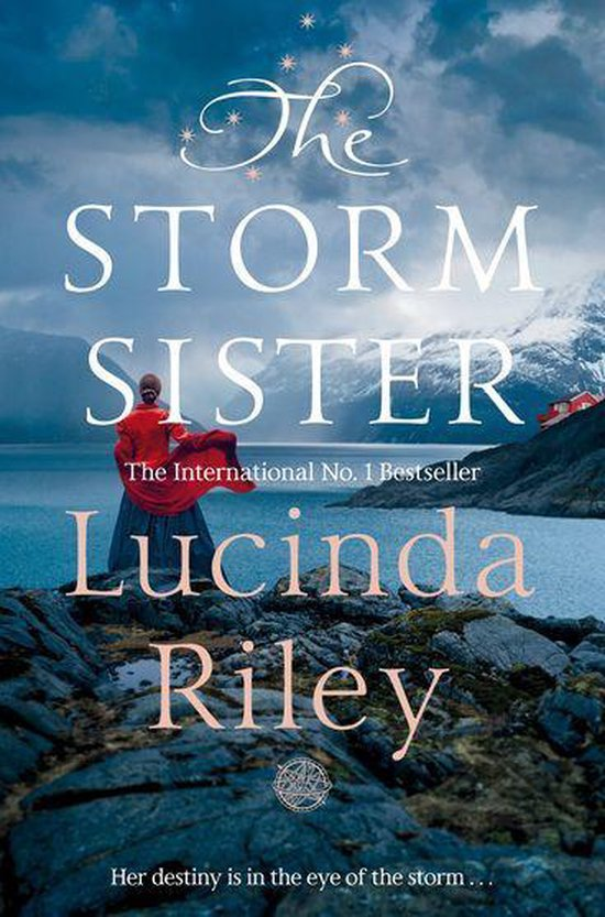 Boek cover The Seven Sisters 2 - The Storm Sister van Lucinda Riley (Onbekend)