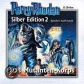 Perry Rhodan Silber Edition 02. Das Mutanten-Korps. 12 Cds