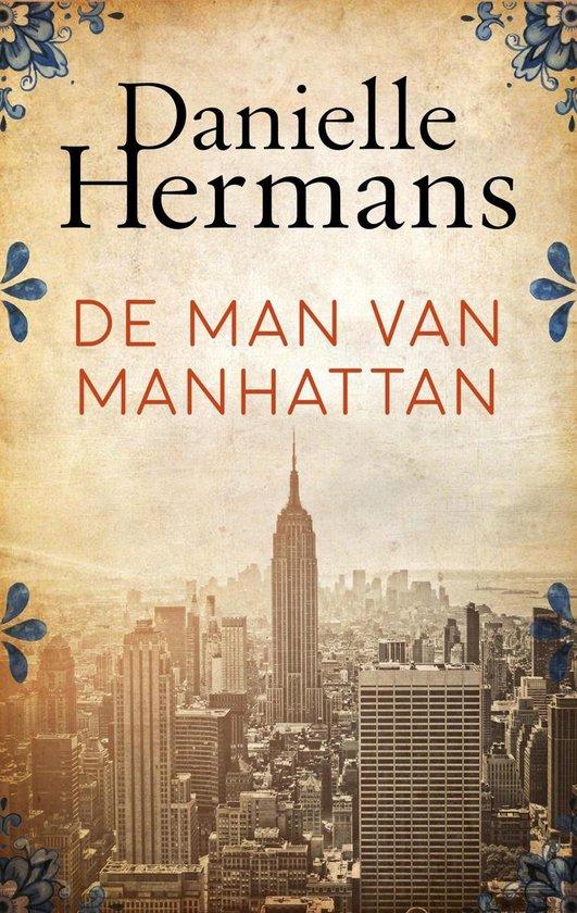 De man van Manhattan - Danielle Hermans |
