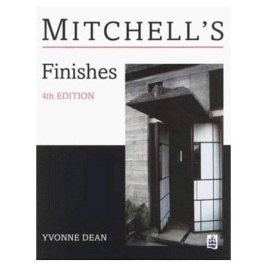 Boek cover Finishes van Alan Everett (Paperback)