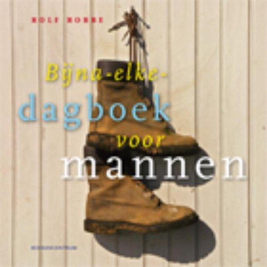 Bijna-elke-dagboek voor mannen - Rolf Robbe pdf epub
