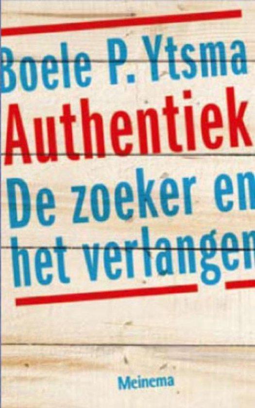 Authentiek - Boele P Ytsma |