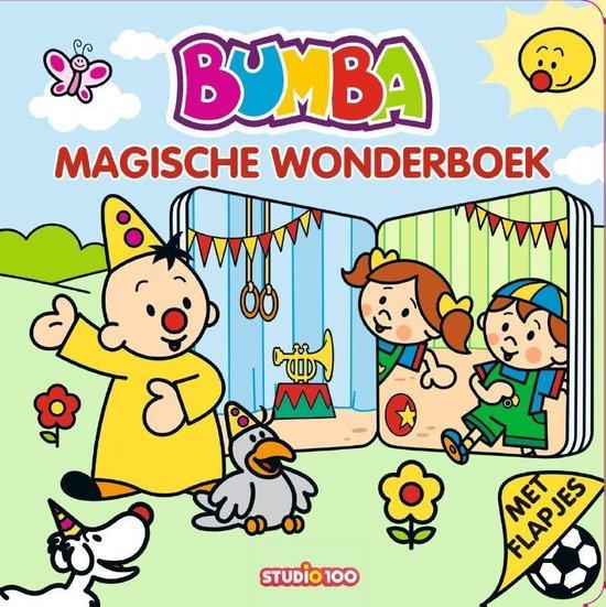 Boek cover Bumba : kartonboek - Magische wonderboek van Gert Verhulst (Onbekend)
