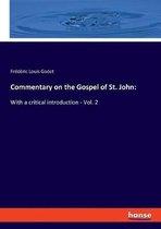 Commentary on the Gospel of St. John: