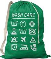 Wash Care - Groen - Reis Waszak - Voor Op Reis / Reizen / Vakantie