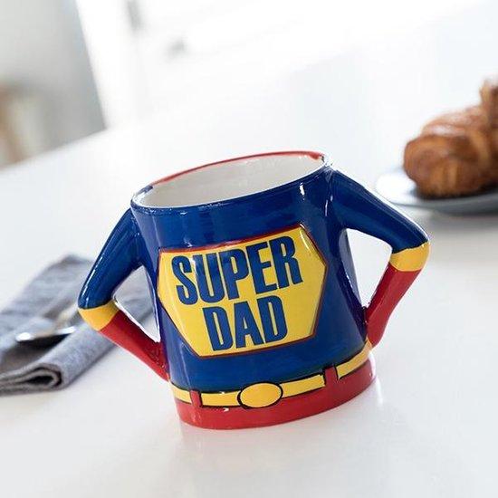 Super Dad mok