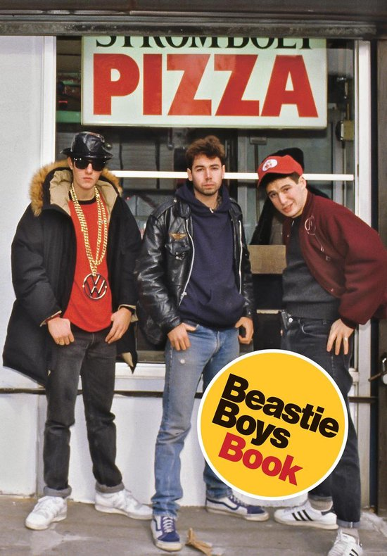 Boek cover Beastie Boys Book van Michael Diamond (Hardcover)
