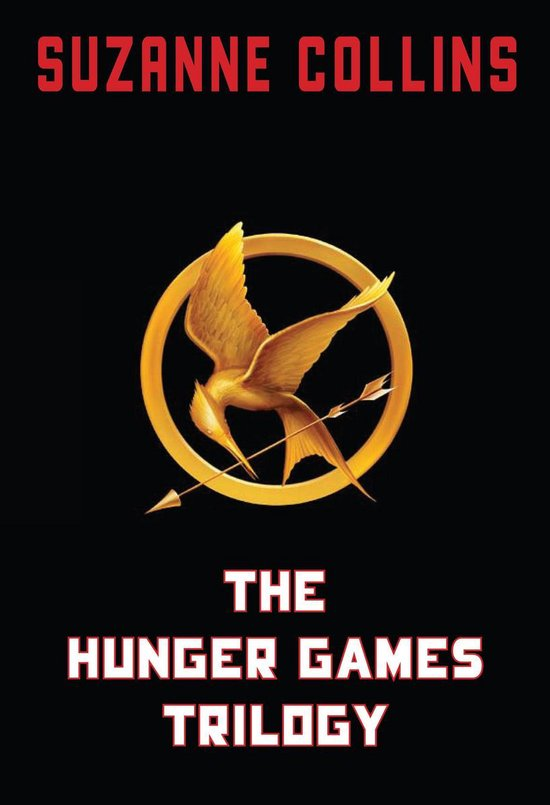 Boek cover The Hunger Games Trilogy van Suzanne Collins (Onbekend)
