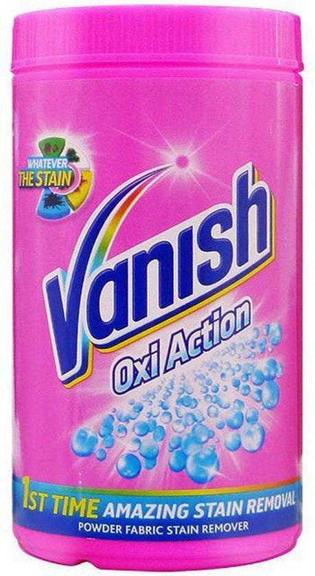 Vanish Oxi Action Poeder- Vlekverwijderaar - 1,5kg
