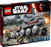 LEGO Star Wars Clone Turbo Tank - 75151