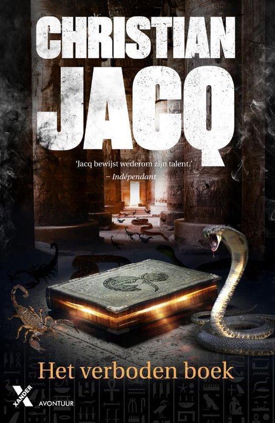 Het verboden boek - Christian Jacq | Fthsonline.com