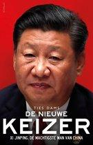 Boekomslag van 'De nieuwe keizer'