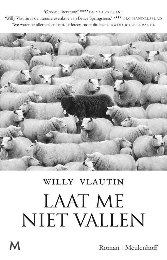 Laat me niet vallen - Willy Vlautin |