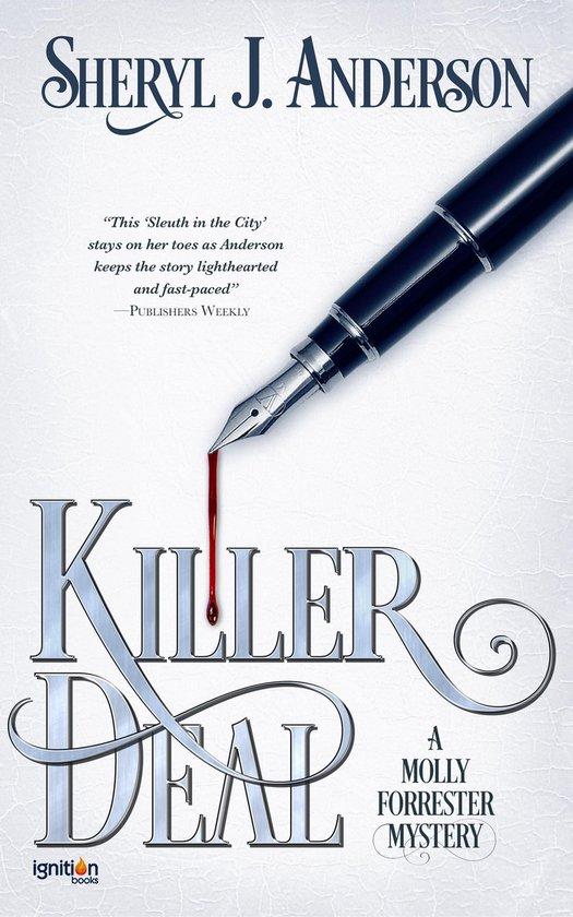 Omslag van Killer Deal