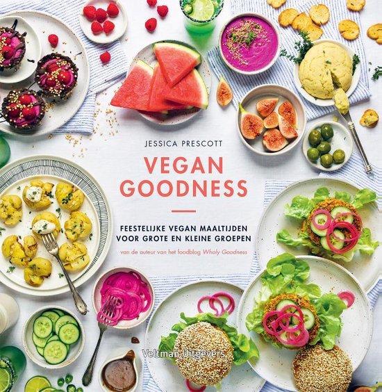 Vegan Goodness - Jessica Prescott  
