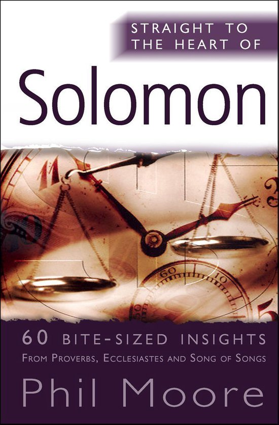 Straight to the Heart of Solomon