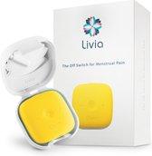 Livia - De stopknop voor menstruatiepijn- geel