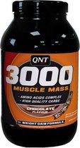 QNT 3000 Muscle Mass - 1.3kg Chocolate
