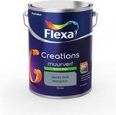Flexa Creations Muurverf Extra Mat - Denim Drift - Mengkleuren Collectie - 5 Liter