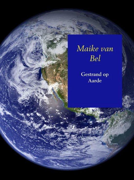 Cover van het boek 'Gestrand op aarde'