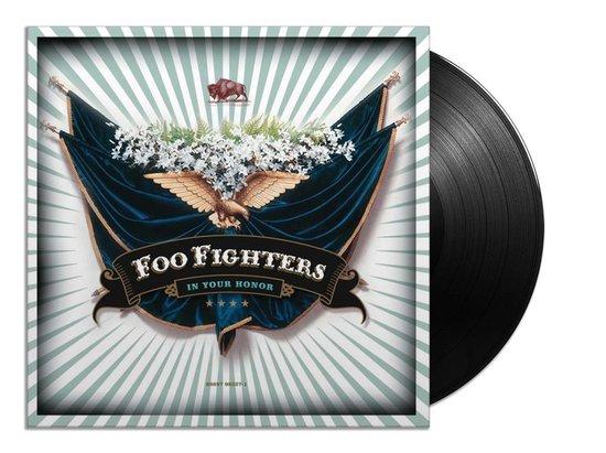 CD cover van In Your Honor (LP) van Foo Fighters