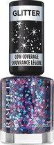 Rimmel London Glitter Low Coverage Nagellak - 021 Bedazzle