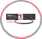 Sportbay® FIT+ fitness hoelahoep (1.2 kg) incl DVD - Fitness hoepel - Fitness hulahoop